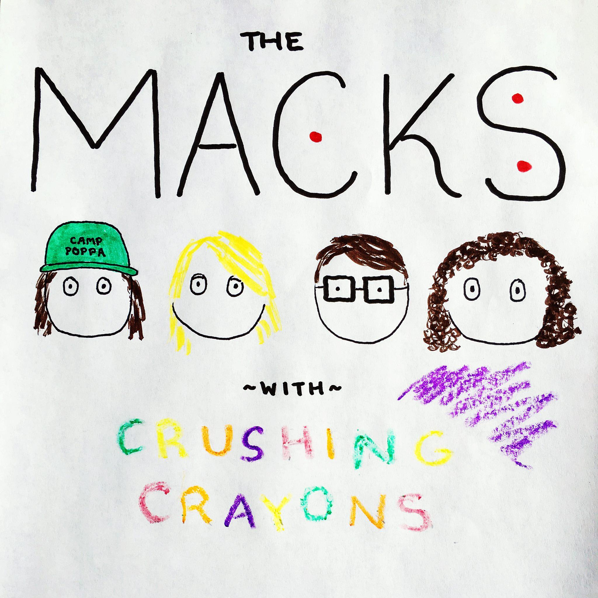 crushing crayons show