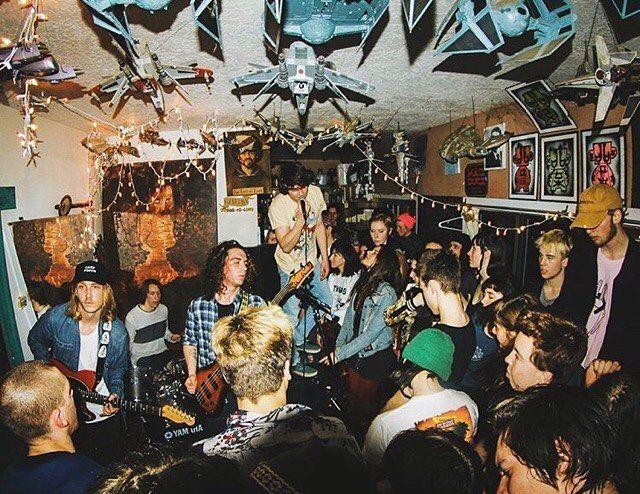 Portland-based The Macks packing a house show