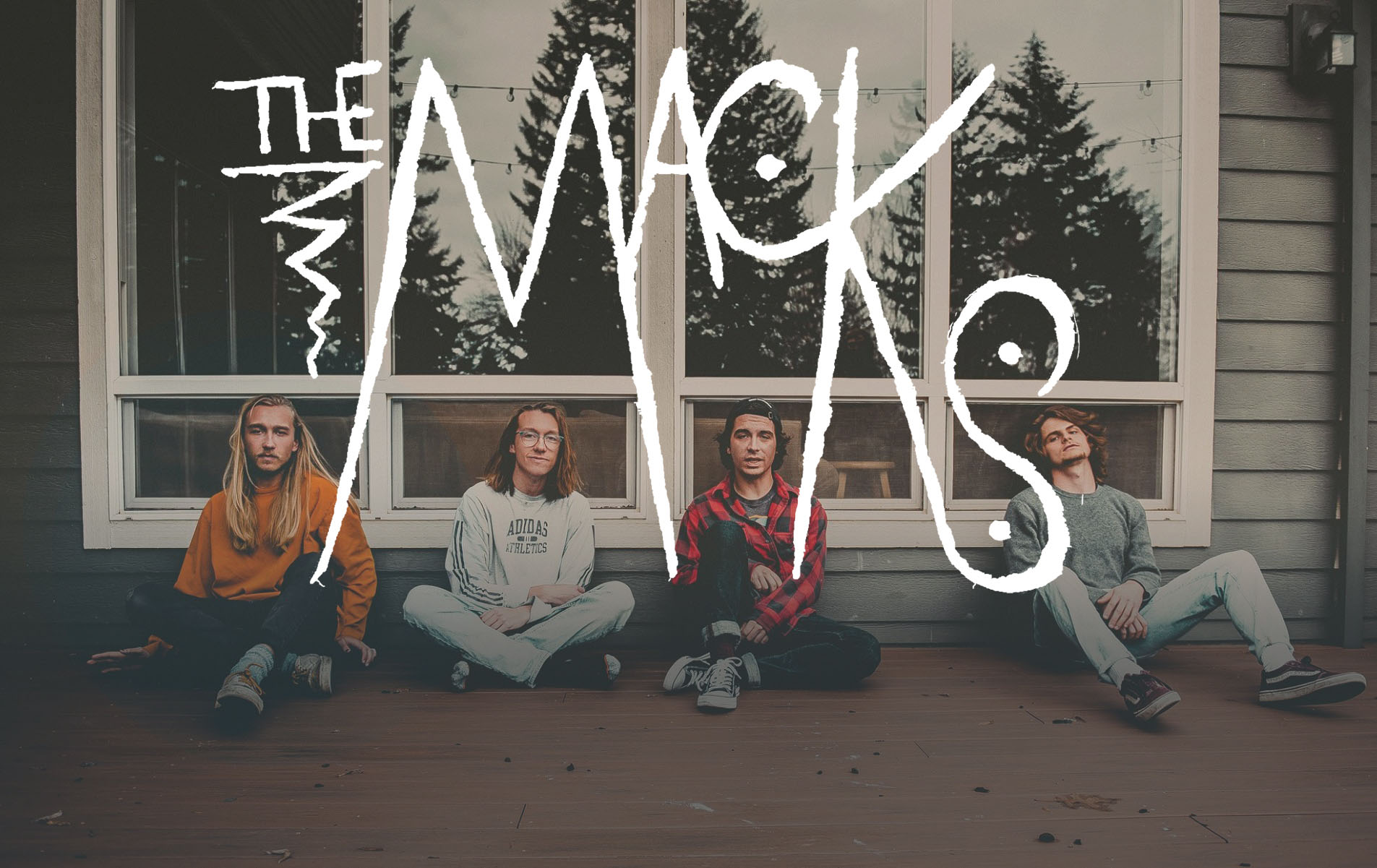 The Macks by photographer Ian Enger