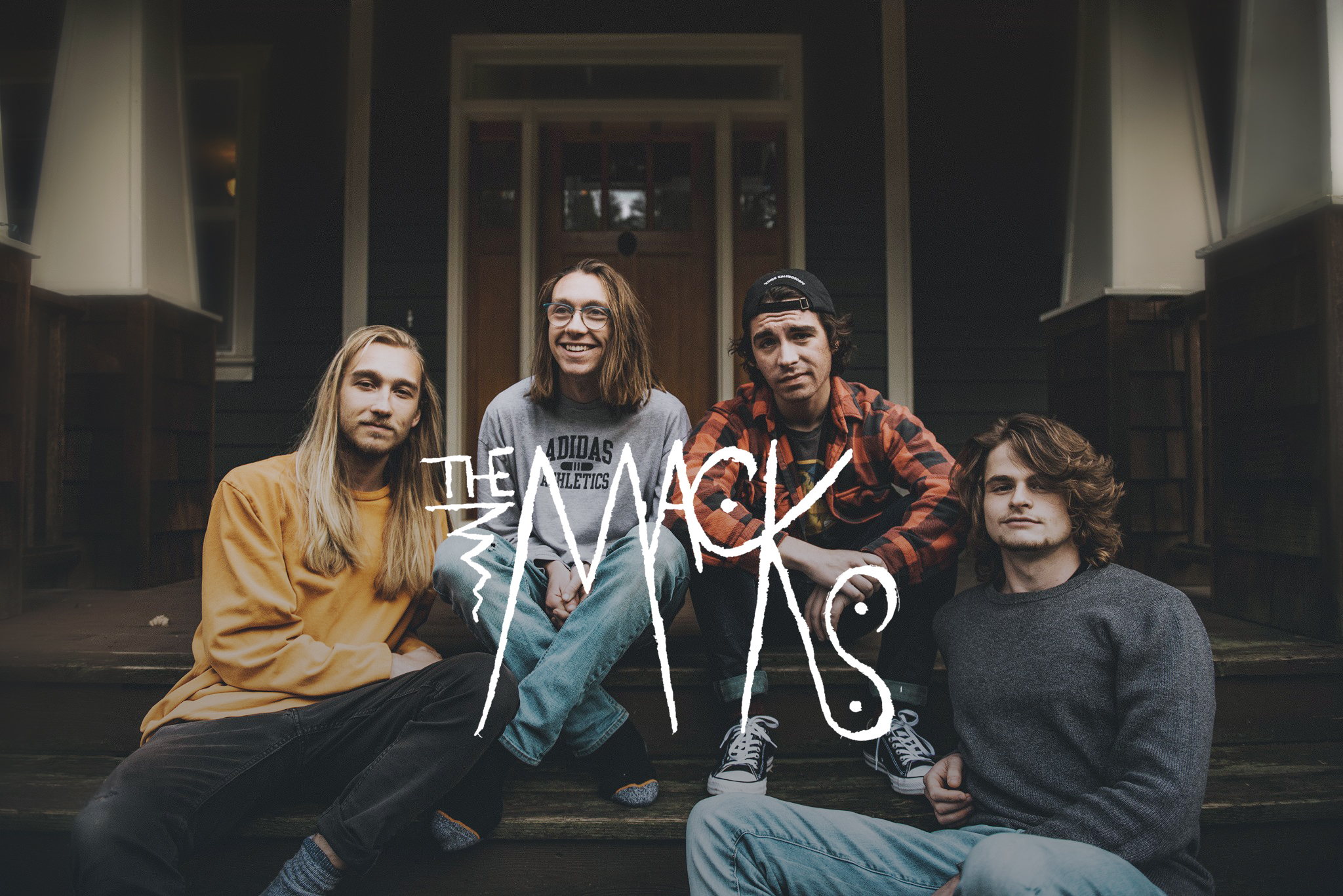Portland-based rock band The Macks